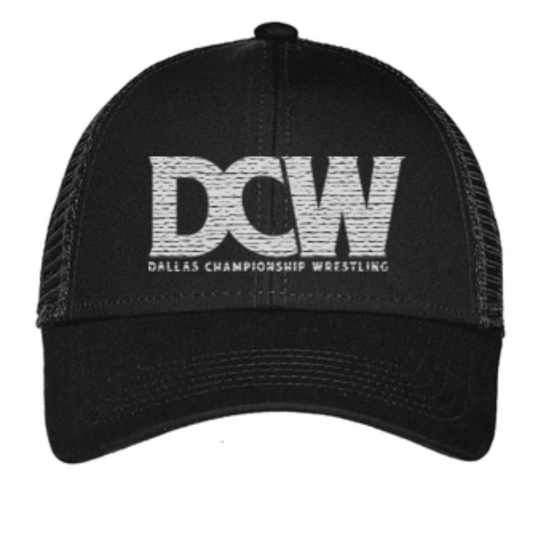 DCW Embroider Cap
