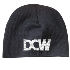 DCW Embroider Beanie