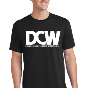 DCW Letter Logo Shirt