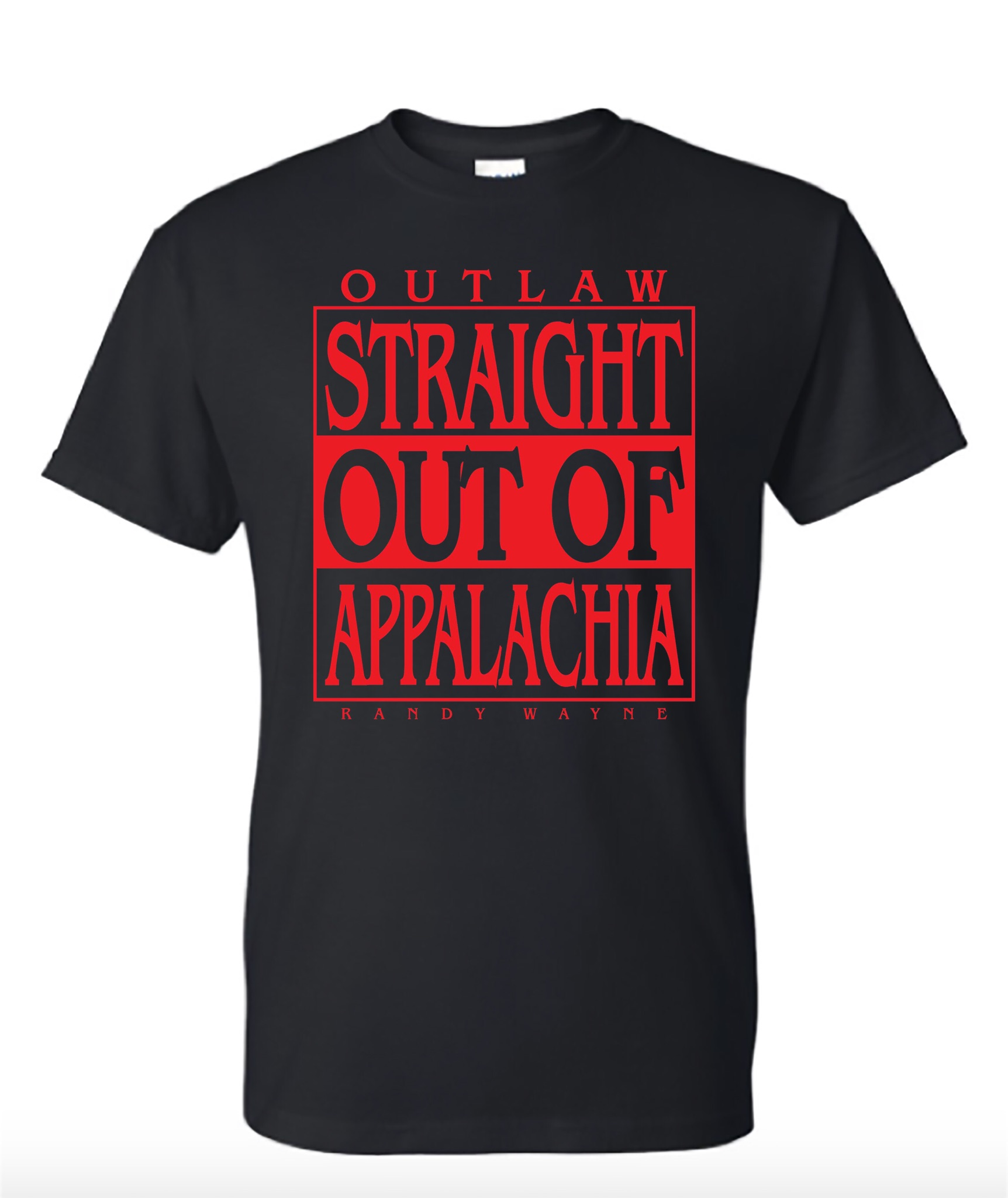 Straight out of Appalachia