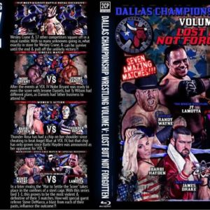 Blu-Ray DCW Vol  V