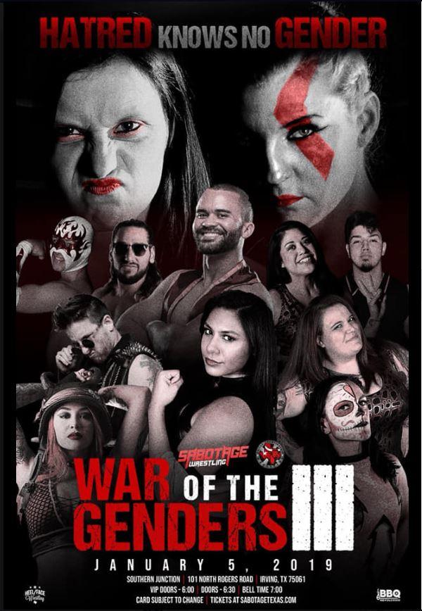 War of the genders III