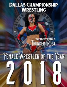 Thunder Rosa
