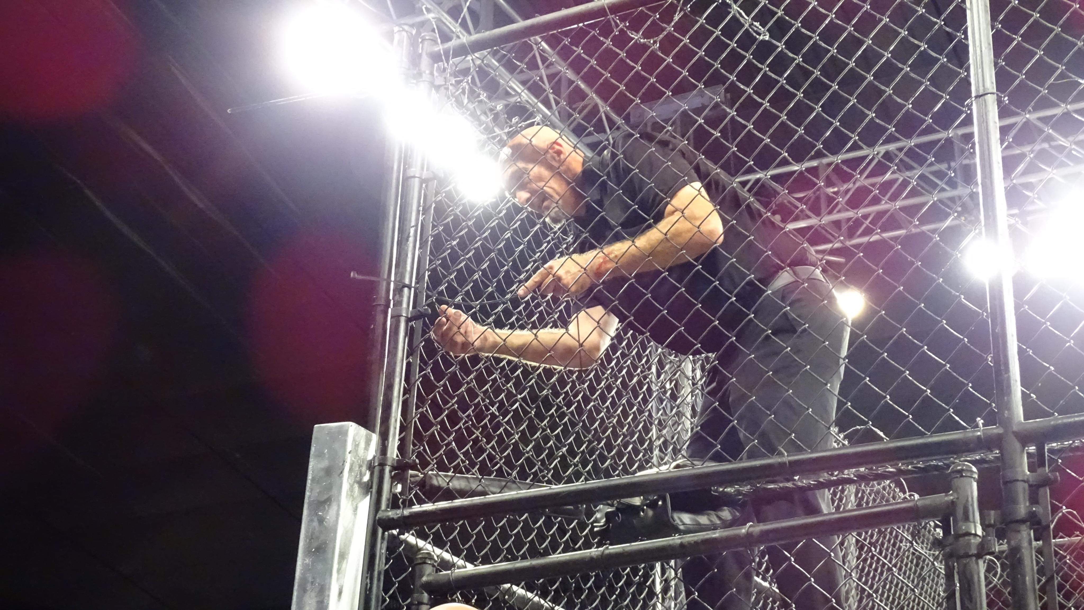 Cage Match