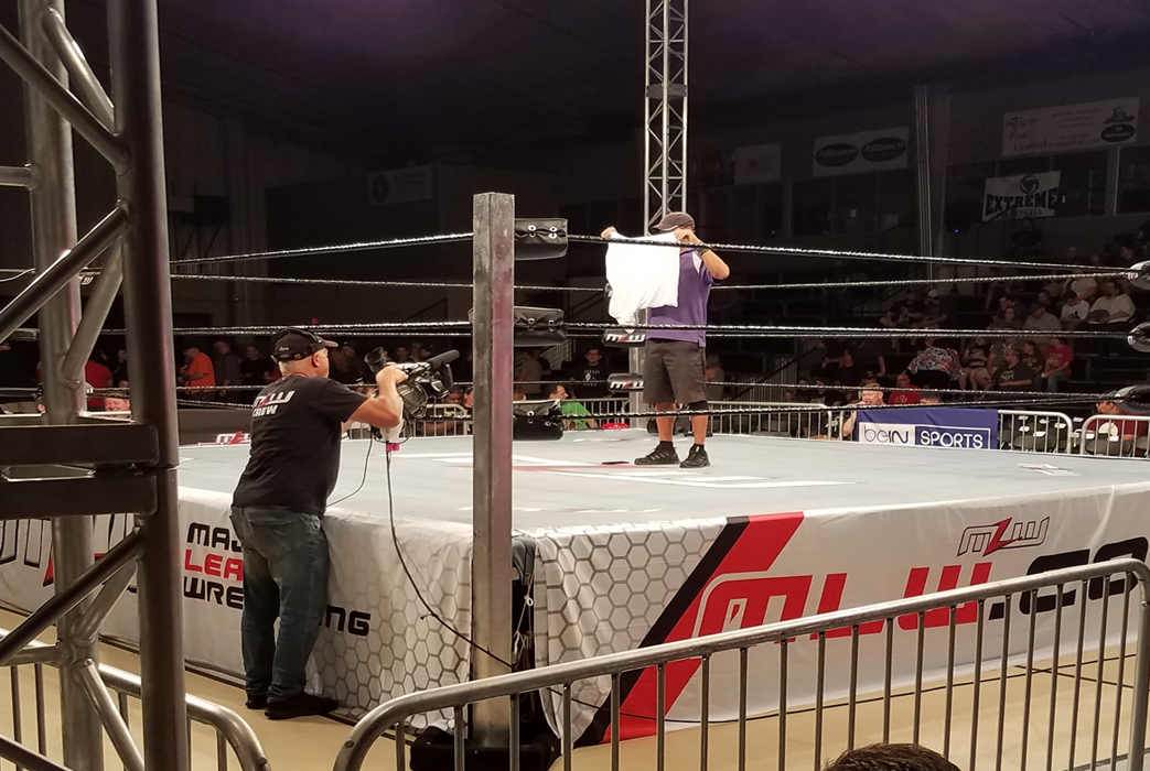 Ring Rental MLW Show