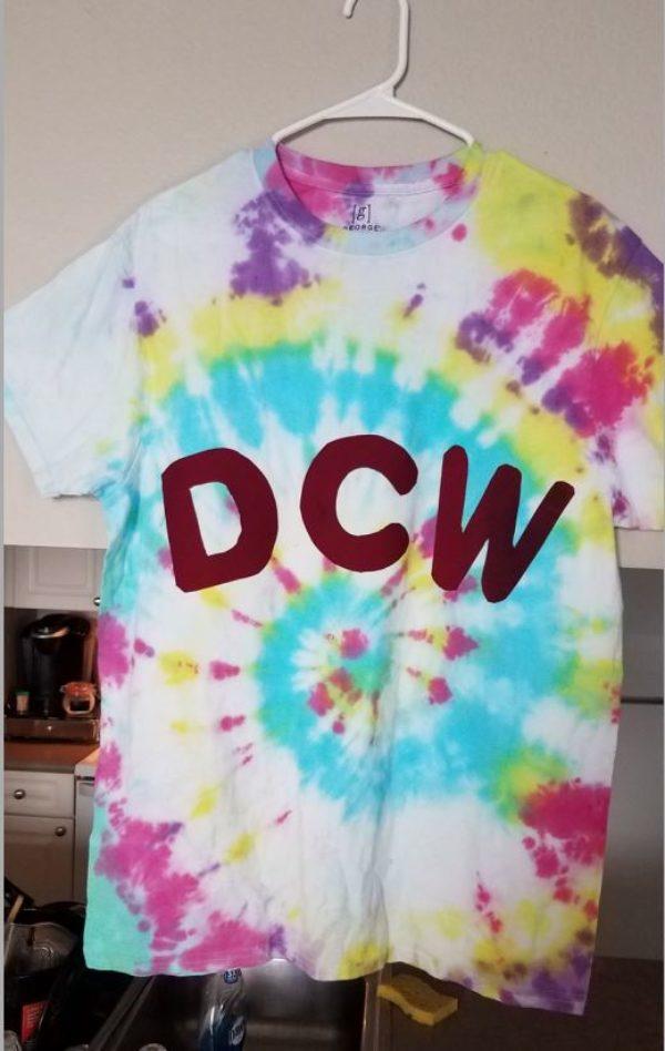 Tie-Dye DCW